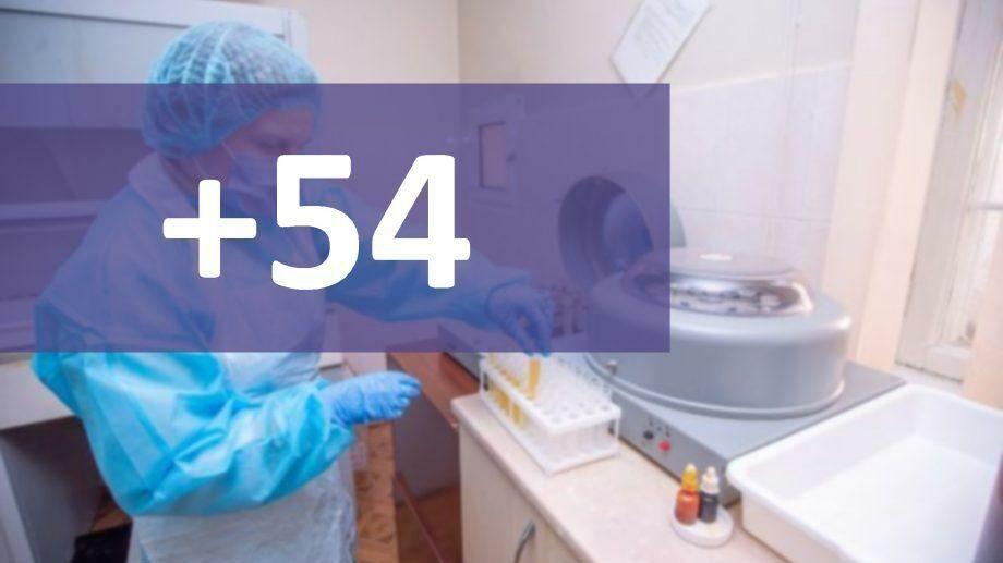В Молдове подтвердили 54 новых случая коронавируса. Сколько активных случаев COVID-19 сейчас в республике