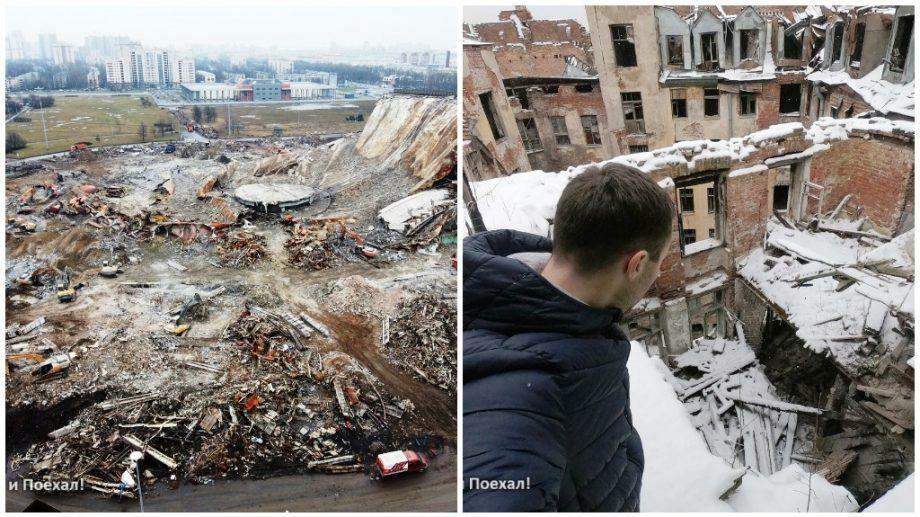 (фото, видео) Обратная сторона Петербурга глазами молдавского блогера