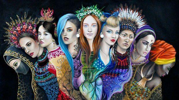 Конкурс рисунков и картин Embracing Our Differences. Победитель каждой из трех категории получит 1,000$