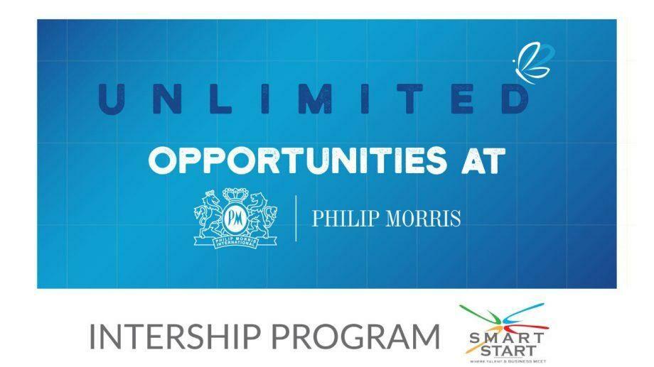 SMART START для твоей карьеры или всё, что ты хотел узнать о стажировке в компании Philip Morris