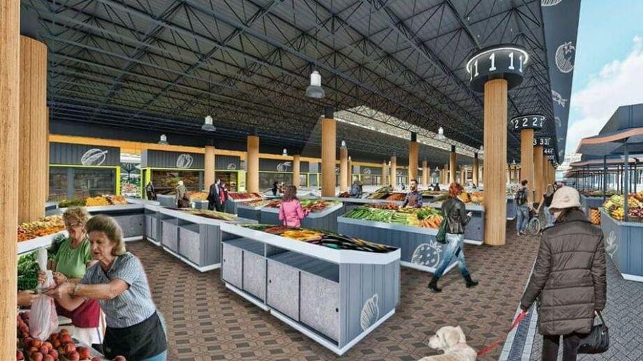 (фото/документ) На Центральном рынке будет построена парковка, а торговля будет осуществляться по секторам