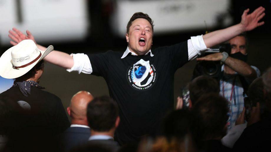 «Батут работает» Маск ответил на шутку Рогозина шестилетней давности