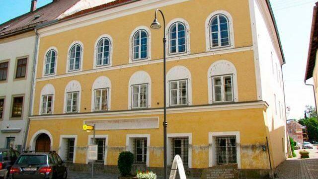 В Австрии дом, где родился Гитлер, перестроят в полицейский участок