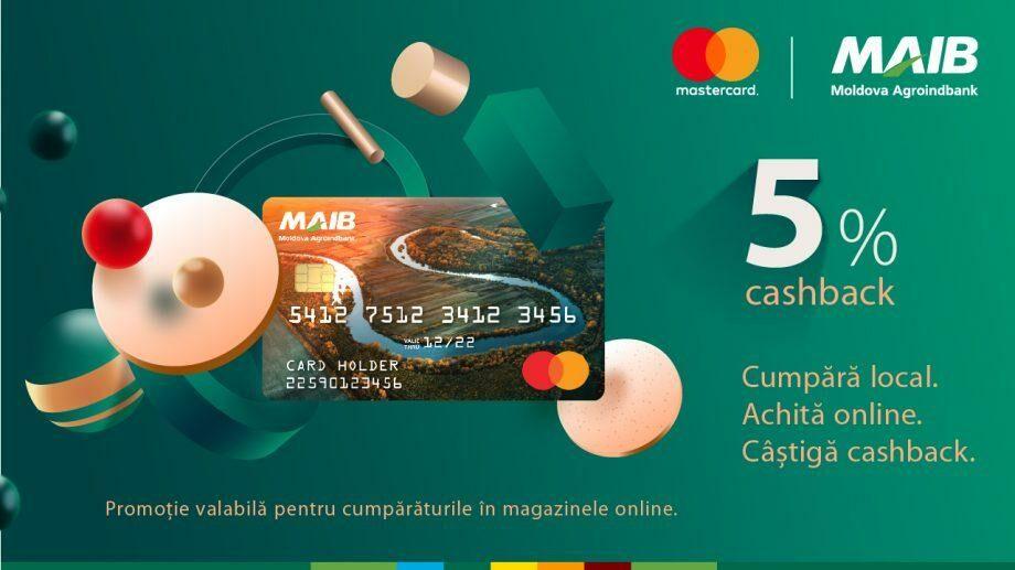(видео) Продолжается кампания отMAIBиMastercard: Покупай локально. Плати онлайн. Получай кeшбэ