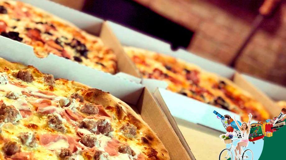 Пицца, гамбургер или кебаб? Заведения, которые подают их  … дома