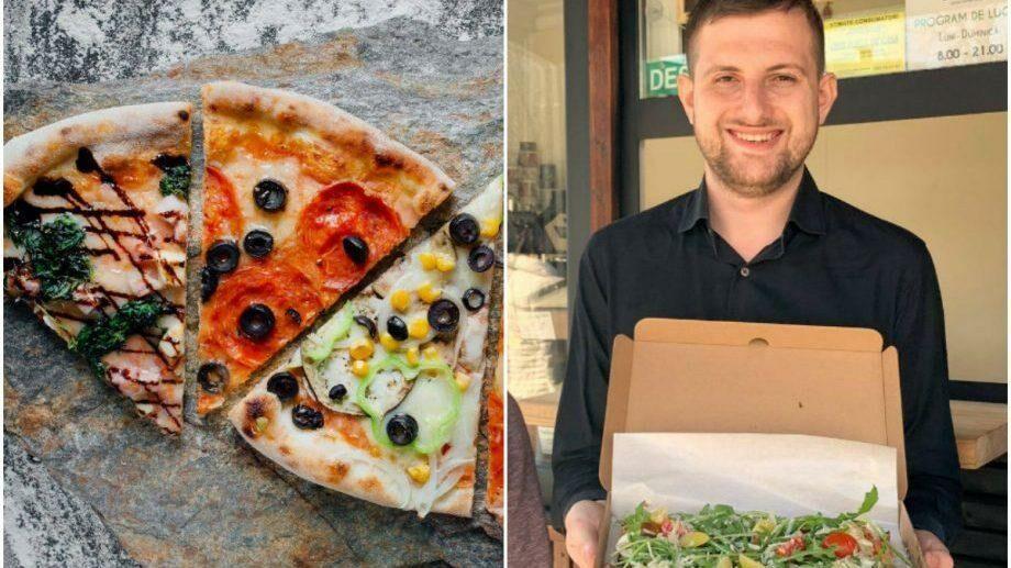 (фото) Где в Кишиневе можно попробовать вкусную пиццу. Рекомендации блогера Томма Бланару