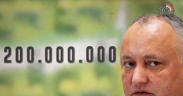 """(видео) """"200.000.000"""" – Документальный фильм о нашумевшем соглашении между Молдовой и Россией о выдаче кредита"""