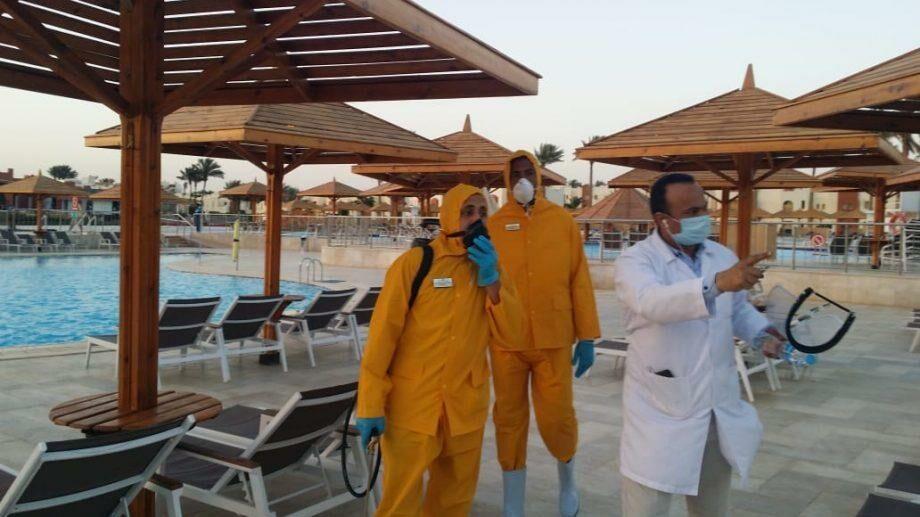 Египет с июля откроет курорты для иностранных туристов
