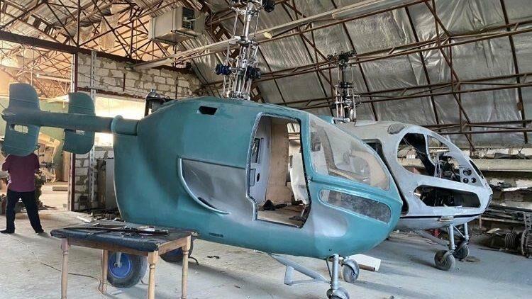 Правоохранительные органы выявили в Криулянском районе незаконное производство вертолетов