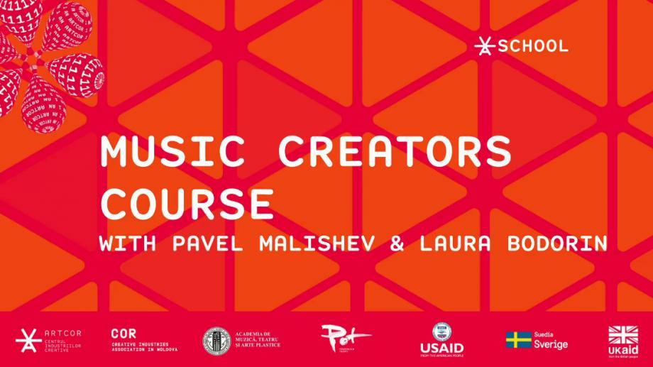 Окунуться с нуля в мир музыки: курс Music Creators начинается в уже в июне