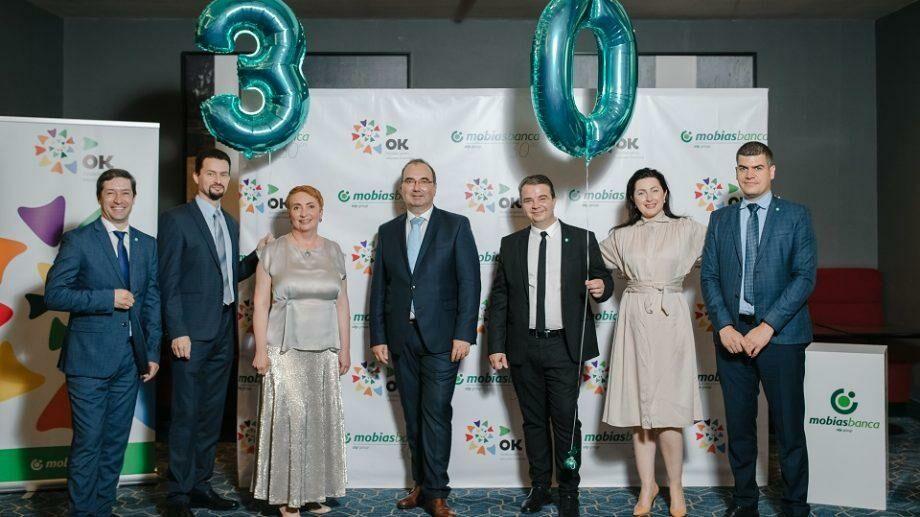 Mobiasbanca – OTP Group: 30 лет доверия и ответственности