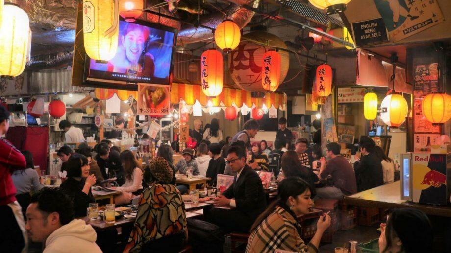 Владельцам баров и клубов в Токио будут платить, чтобы они не открывали свои заведения