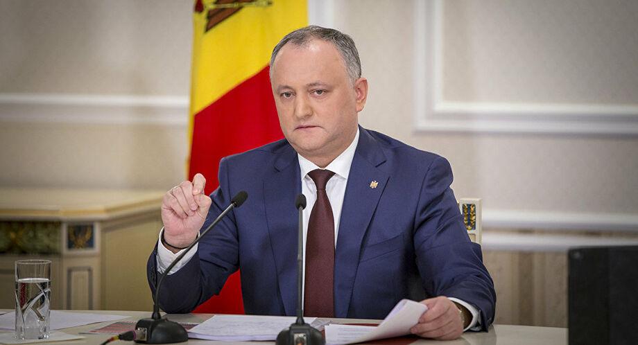 Игорь Додон промульгировал ряд законов, которые принял Парламент на последнем заседании осенней сессии - #diez на русском
